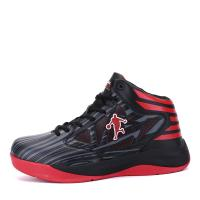 Best Fashion air lightweight custom sports mens basketball shoes with soft pu upper wholesale