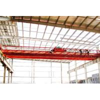 Buy cheap QD double girder electric 30 ton overhead crane for sale from wholesalers
