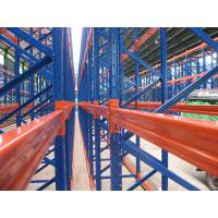 Quality Custom 500kg - 4000kg/level Heavy Duty Racking Easy Assembly and Disassembly wholesale
