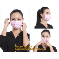 Best 3ply Disposable Medical Face Mask for Medical&Health, Household,,Medical disposable face mask three layers sterility mas wholesale