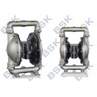 Cheap High Pressure Resistant Stainless Steel Diaphragm Pump For Chemical for sale