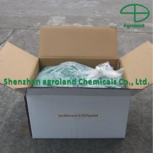 Cheap 56073-10-0 Rodenticides Brodifacoum 98% TC Brodifacoum 0.005%pellet for sale