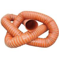 Buy cheap silicone coated glass fiber duct from wholesalers