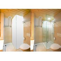 PDLC Electric glass for shower room application