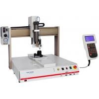 Quality Benchtop Automated Dispensing Machines Glue Dispenser Robot wholesale