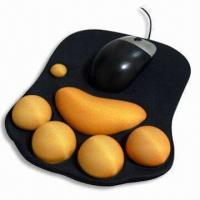 Best Mouse Pad, Measuring 220 x 180 x 2mm, Made of Neoprene and Cloth wholesale