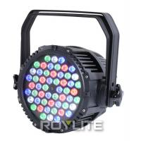 Best IP65 Waterproof Outdoor LED Par Cans RGBW 3w Show Lighting Fixtures 25° Angle wholesale