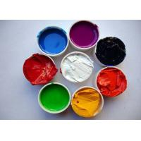Best Strong Light Fastness Color Paste Vivid Luster For Decorative Coatings wholesale