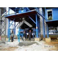 Best Bucket Elevator Concrete Mixing Plant , Ready Mix Concrete Plant wholesale