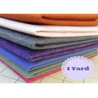 Buy cheap Needle Punched Nonwoven Polyester Felt Roll Heat Resistance With Green from wholesalers