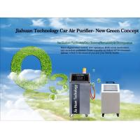 China portable Negative Ion Generator Car Air Purifier ionizer with ozone device on sale