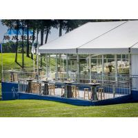Best Clear Span Large Frame Tent Light Frame Steel Structure For Soccer Ball Sports wholesale