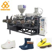 Best 110-150 Pairs Per Hour 16 Stations Boot Making Machine For Workers Farmers wholesale