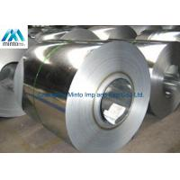 China Regular Spangle Aluminium Coated Steel Zinc Coil For Construction / Auto Parts on sale