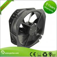 Best Ball Bearing DC Axial Exhaust Fan Blower / Electronic Computer Cooling Fans wholesale