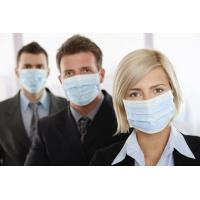 Best 2 - 3 Ply Disposable Medical Surgical Face Masks For Hospital wholesale