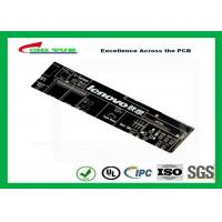 Best Black Communication PCB 8 Layer Rigid Circuit Board FR4 1.6mm wholesale