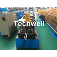 Best Guide Rail Roll Forming Machine For Making Elevator , Doorframe , Window Frame As Well As Other Sliding System Devices wholesale