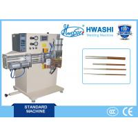 Best Copper / Aluminum Tube Butt Welding Machine Automatic HWASHI 8-10 Years Service Life wholesale