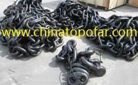 Anchor chain,oil rig mooring chain,marine mooring chain,shackle