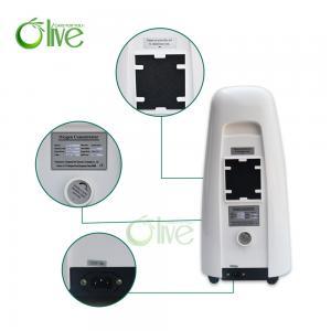 Best Constant Flow Portable Oxygen Concentrator , Mini Psa Oxygen Concentrator Nebulizer For Care Skin wholesale