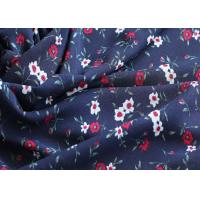 Cheap 100% recycle chiffon dress fabric from rpet bottles material and GRS certificate for sale