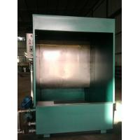 China Water Curtain Painting Powder Spray Booth Equipment Of Recycling , Eco-Friendly on sale