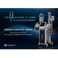 Best cryo fat freezing cooling body slimming machine for fat removal sculpture wholesale