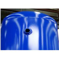 Best Carbon Steel Low Pressure Air Tank , 1320 Gallon Volume Compressed Air Holding Tank wholesale
