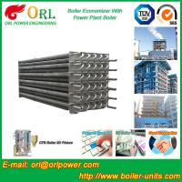 Best 210 MW CFB Boiler Petroleum Metallurgical Industry Heating Boiler Economizer SGS wholesale