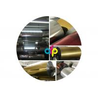 Best Easier Operation Stamping Prior To Print Cold Foil For Flexo And Offset Printings wholesale
