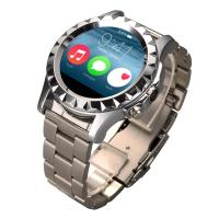 Best Rose Gold / Silver Adults Bluetooth Smart Watches With Heart Rate wholesale