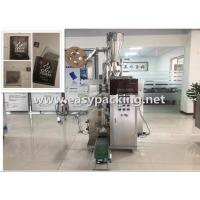 automatic filter bag coffee packing machine with thread and tag and envelop