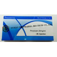 Quality Western Medicine Piroxicam Injection 20mg/1ml  (Has analgesic, anti-inflammatory and antipyretic effect ) wholesale