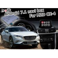 China Mazda CX-4 CX4 Multimedia Video Interface optional carplay android auto android interface on sale