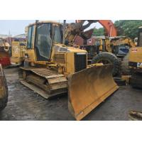 Best 99hp Second Hand Bulldozers D5g Cat Used Crawler Bulldozer With Blade wholesale