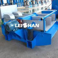 Best Fiber Recycling Rotary Vibrating Screen , Impurity Cleaning Vibratory Screening Equipment wholesale