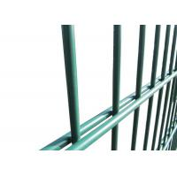 Best Easy Installation Double Wire Mesh Fence Nice Looking Strong Anti Rust Ability wholesale