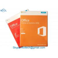 Best Online Office Professional 2016 Download , Original Microsoft Office Retail Version Product Key wholesale