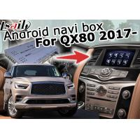Buy cheap Car Multimedia Interface Android Navigation Box Video Interface Infiniti QX80 from wholesalers