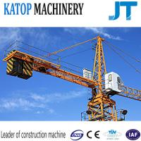 Buy cheap 4t load 50m boom TC5008A tower crane with CE and ISO certificate from wholesalers