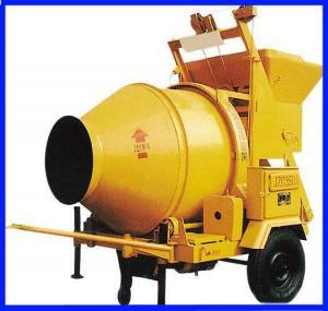 Best Portable Concrete Mixer JZC350 wholesale