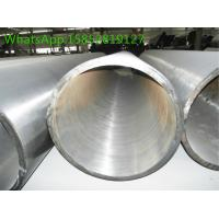 EN10216-2 Alloy Steel Pipe and Seamless Tube , Varnished or Polished
