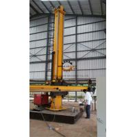 Quality Automatic Column And Boom Welding Manipulators For Pressure Vessels Fabrication wholesale