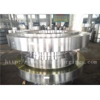 Best Duplex Stainless Steel F53 Ball Valve Cover / Body Forging  Blanks wholesale