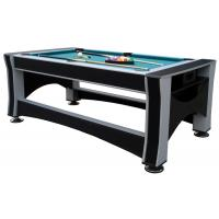 Best Deluxe 7FT  Multi Function Game Table Flip 3 In 1 Game Table  Billiards For Club wholesale