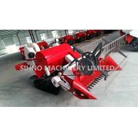 Cheap 4lz-1.2 Mini Combine Harvester for Harvesting Rice, Wheat for sale