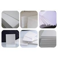 Best 4x8 15mm Expanded Foam Sheet , Cabinets Use White Foam Board Customized wholesale