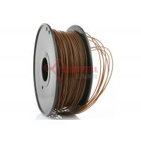 Cheap Colored 3D Printer ABS Filament Oil Based 1.75mm / 3mm SGS ROHS for sale