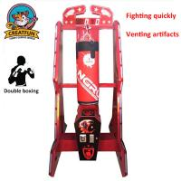 Best Shopping Mall Coin Operated Game Machine , Hammer Arcade Game Machine wholesale